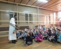 Wizyta Misjonarza