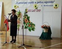 Szkoła gości obchody 105-lecia ZNP