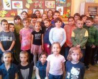 Świetlica szkolna 2011-2012