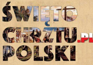 Wywieś flagę 14 kwietnia, w dniu Chrztu Polski